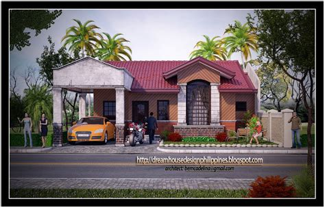 asian bungalow house designs house designs philippines architect bill house plans