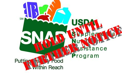 Award Letter For Snap Feds Tell States To Stop Processing Food St Benefits The Ct Mirror