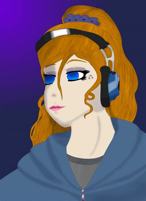 headphones anime by akatsuki tyru on deviantart