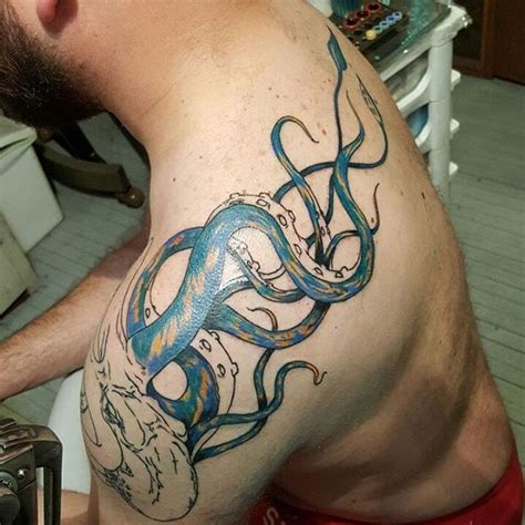 japanese octopus tattoo meaning 100 marine octopus tattoos meaning and designs