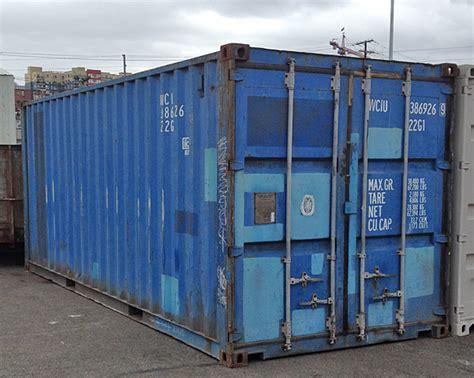 conex storage containers 20gp wciu3869269 conex box 2 go
