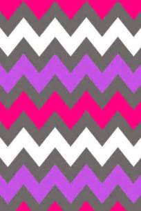 Hot pink pink and chevron on pinterest
