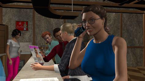 date ariane boob flash dating simulator part 3 updates ariane s life in the metaverse