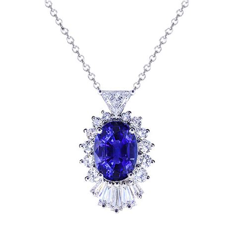 jewelry ideas necklaces sapphire necklaces jewelry designs