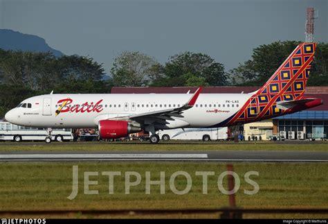 batik air indonesia contact pk las airbus a320 214 batik air jetphotos