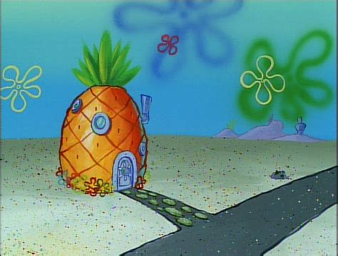 spongebob pineapple house spongebob s pineapple house in season 1 4