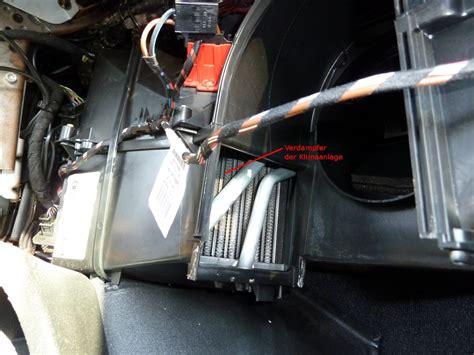 V2 Motorr Der Bersicht by Klimaanlage Gebl 228 Semotor V2 Ausbauen Einbauen Tt Lounge