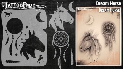 tattoo kit perth wiser s tattoo pro dream horse