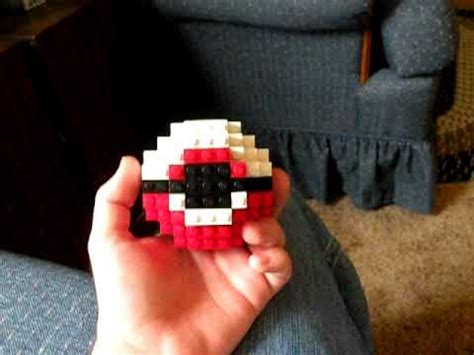 lego pokeball tutorial lego pokeball how to make do everything