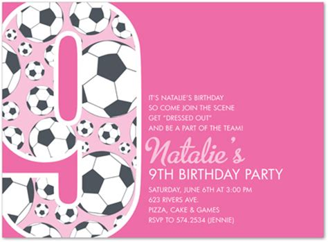free printable birthday invitations 9 years old 9 year old birthday invitation wording dolanpedia