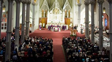 where does the st go archdiocese of boston the catholic mass