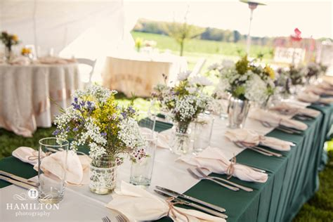 wedding table decoration ideas with jars hamilton photography 8 inspiring wedding centerpiece ideas