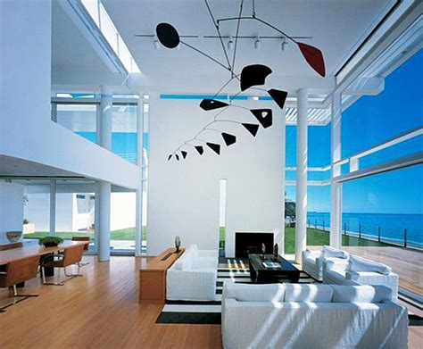 Contemporary Open Floor Plans Beach House Decorating Ideas