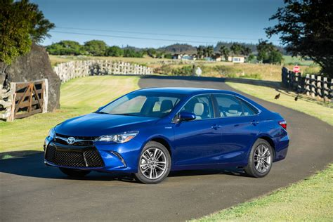 2015 Camry Toyota 2015 Toyota Camry Hybrid Is All New Still Efficient