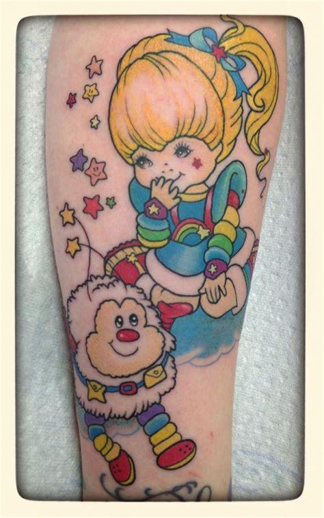 24 rainbow brite tatto0 30 gorgeous tats for girls who