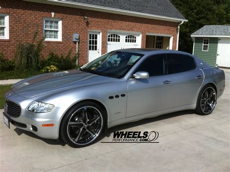 maserati quattroporte wheels our client s maserati quattroporte with 21 22 quot forgiato