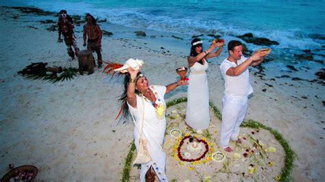 imagenes boda maya boda maya de ana y alesander en tulum youtube