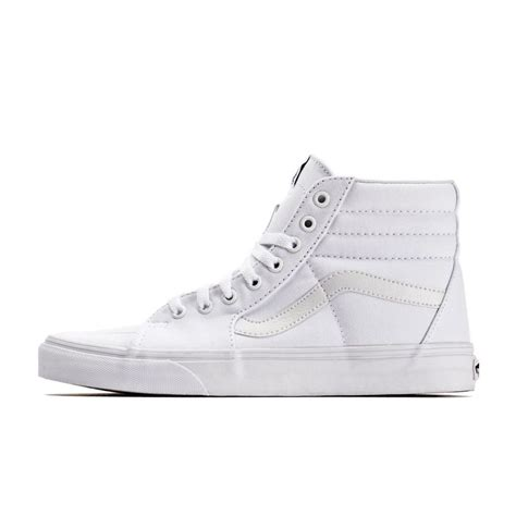 Jual Vans True White vans sk8 hi canvas true white van14w