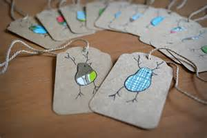 home made gifts adorable homemade gift tags fine frugality