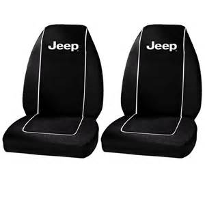 Seat Cover Jeep Renegade 2 Jeep Mopar Classic Style Logo Seat Covers