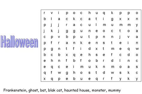 imagenes de juegos en ingles juegos de halloween para aprender ingl 233 s