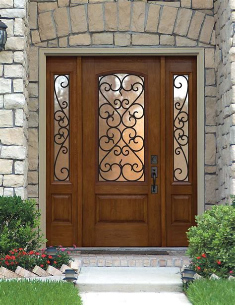 glass front doors images best 25 iron front door ideas on wrought doors