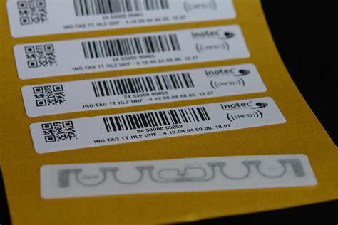 Etiketten Drucken Chip by Rfid Etiketten Thermotransferdruck Inotec