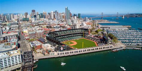 san francisco map at t park at t park tour tickets save up to 55