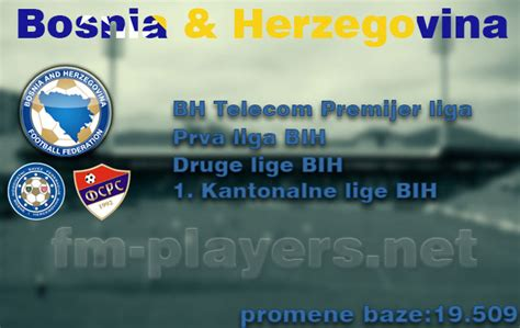 Bosnia and Herzegovina level 4 for FM14   FM Scout