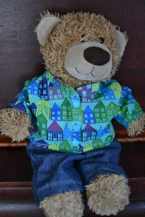 free cloth teddy bear patterns teddy bear clothes with patterns stuffed animals and