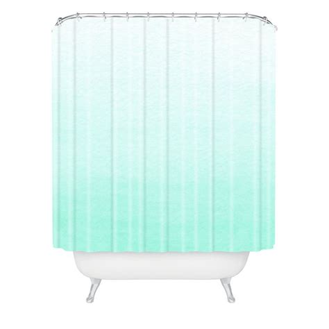social shower curtain social proper mint ombre shower curtain ombre dorm and