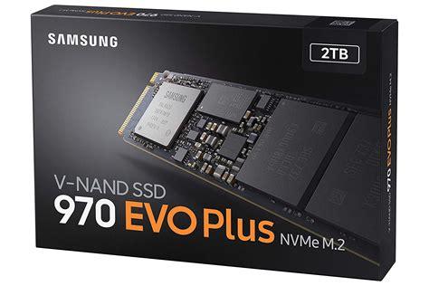 samsung 970 evo plus samsung ssd 970 evo plus 2tb m 2 mz v7s2t0bw clevo computer systems integrator