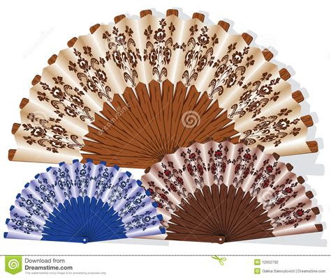 Handmade Fan - handmade fan stock photography image 12052792