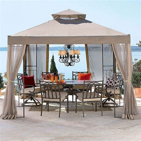 outdoor chandeliers for gazebos pergola gazebos