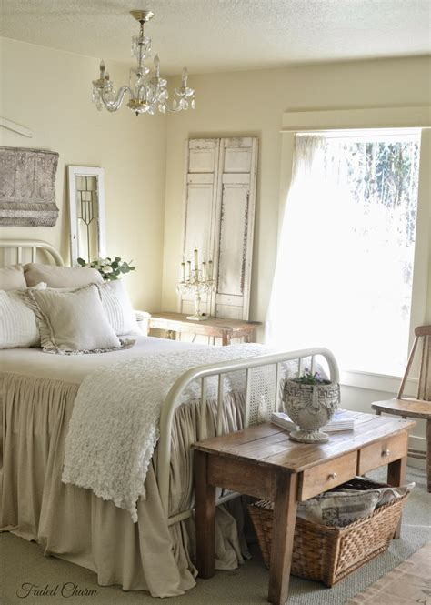 farmhouse bedroom farmhouse bedroom salvaged architectural pieces and