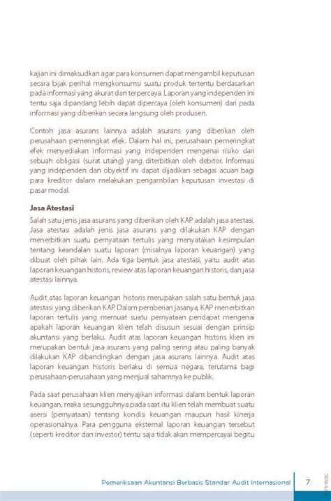 Auditing Dan Asurans auditing dan asurans integrated and comprehensive edition