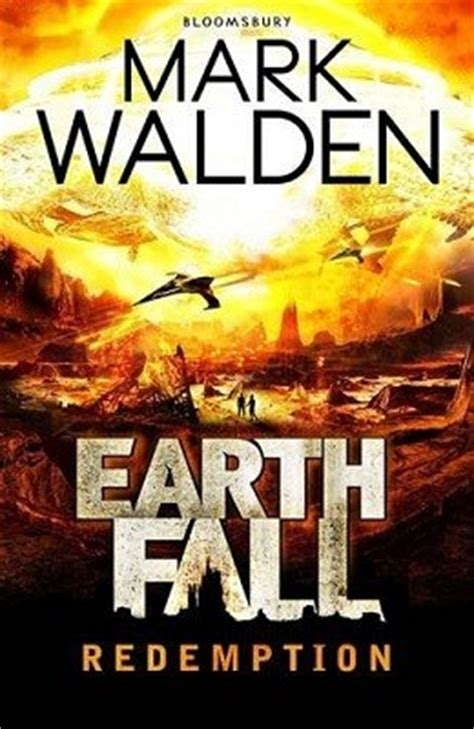 earthfall walden book review earthfall redemption by walden waterstones