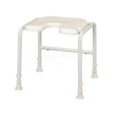Pale Stools Nhs by Days White Line Shower Stool Local Mobility