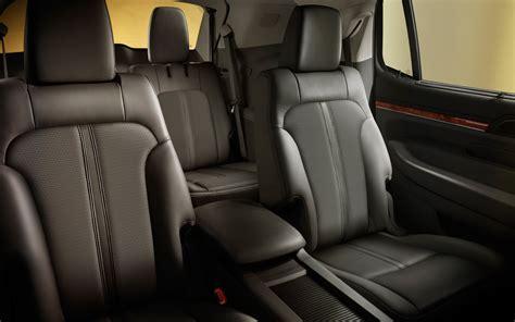 Lincoln Mkt Interior by 2012 Lincoln Mkt Interior Seats Photo 8