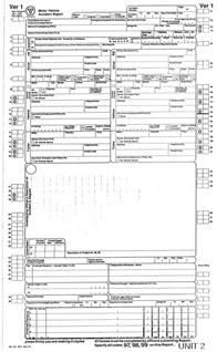 vehicle investigation form template josefa ingraham s insurance report form