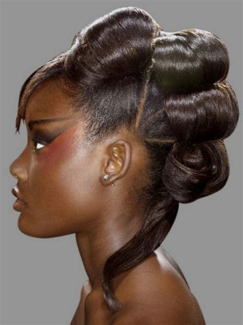 black hairstyles updo black updo hairstyles