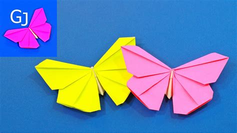 What Is Origami For - how to make paper butterfly