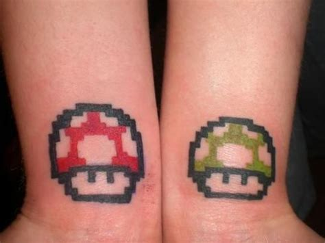 small mario tattoos 78 images about tattoos and piercings