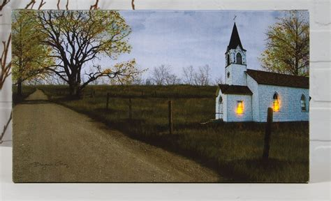lighted church canvas lighted church canvas prints pictures to pin on pinsdaddy