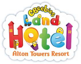Atr Lighting Alton Towers Resort To Open The Cbeebies Land Hotel In