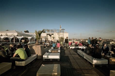 Takbar Deck5 Skybeach i Berlin   ROOFTOPGUIDEN.SE