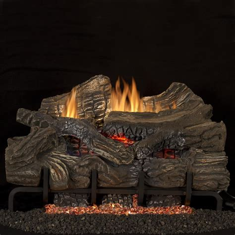 superior fireplaces 30 inch smokey mountain gas logs with