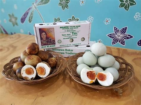 membuat telur asin khas brebes rekomendasi oleh oleh telur asin maknyus di brebes