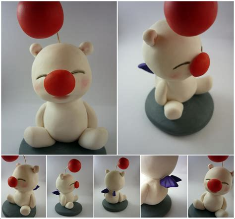 moogle final fantasy by elaiss in iceland on deviantart