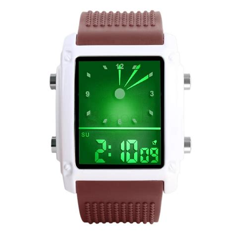 Jam Tangan Led Skmei Digital jual jam tangan pria skmei digital trendy led display